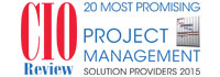 Top 20 Project Management Solution Companies - 2015