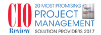 Top 20 Project Management Solution Companies - 2017